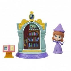 Set joaca biblioteca magica...