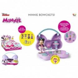 MINNIE BOWCKET - Roz inchis
