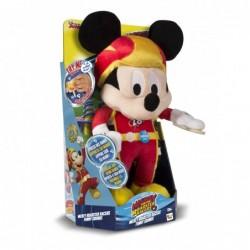 Plus Mickey Roadster Racers...